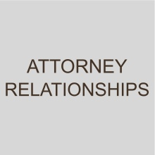 Attorney Relationships